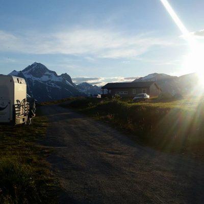 Campsite Tromsø Lyngen