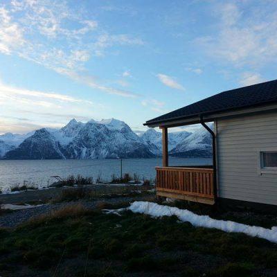 Lodge for rent Lyngen Tromsø