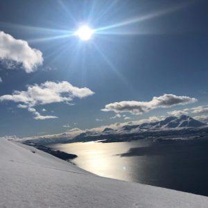 Artic Lyngen Fjelltur Nord Norge